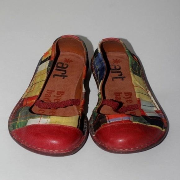 Women's Art Company Bye Bye Suela Flats Multicolor  Mary Jane SPAIN 38